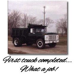 Landscaping Trucks Belleville