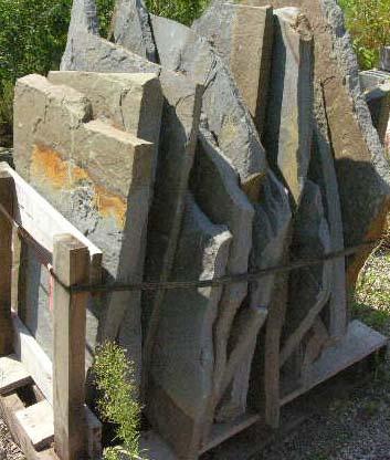Bluestone Flagstone Patio Stone Wall Stone
