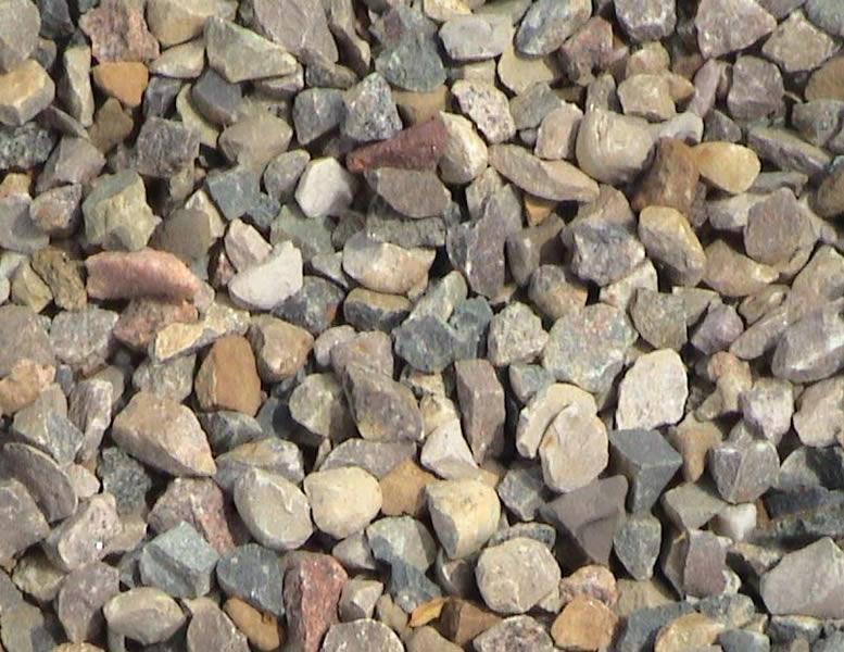 Crushed Natural Stone