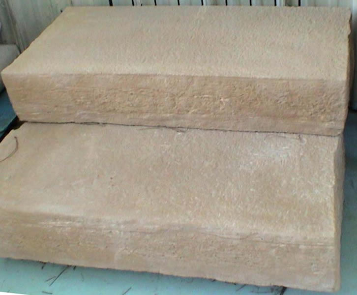Mystre Concrete Step Tan