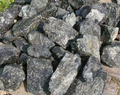 Obsidian Boulders
