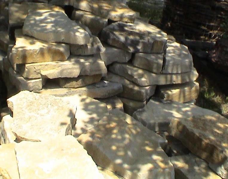 Ohio Limestone Flagstone