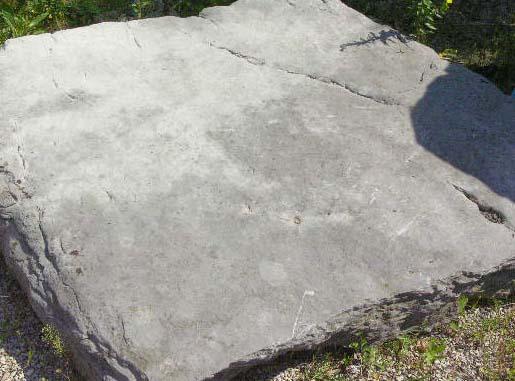 Limestone Boulders, Weathered